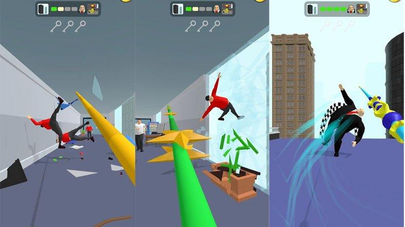 Türk Yapımı Mobil Oyun Joust Run, AppStore'da En Çok İndirilenler Arasına Girmeyi Başardı