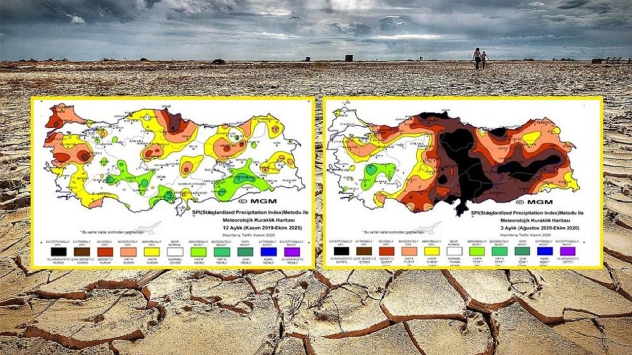Türkiye'de kuraklık