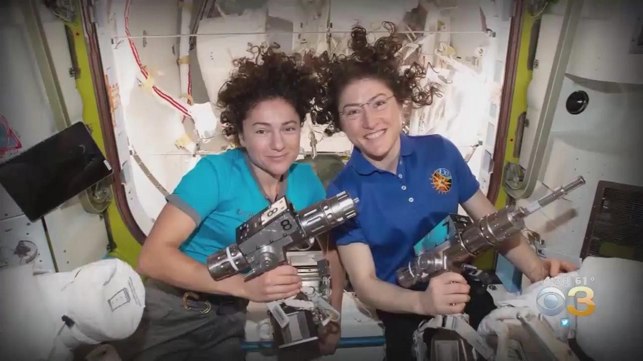 kadın astronotlar