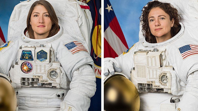 Türkiye'nin de Uzaya Göndermeyi Planladığı Kadın Astronotların Uzayda Yaşayabileceği Sorunlar