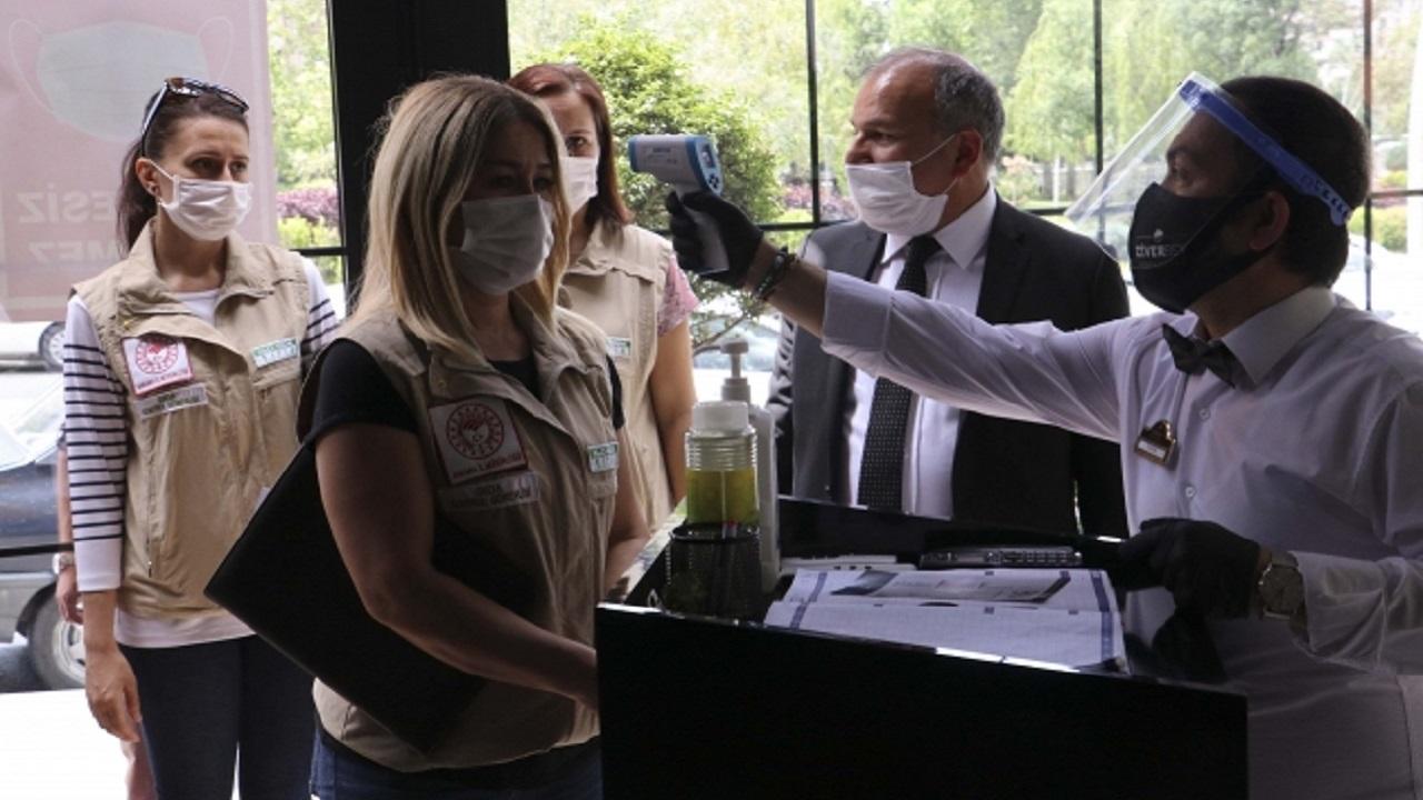 Koronavirüs kafe ve restoranlar