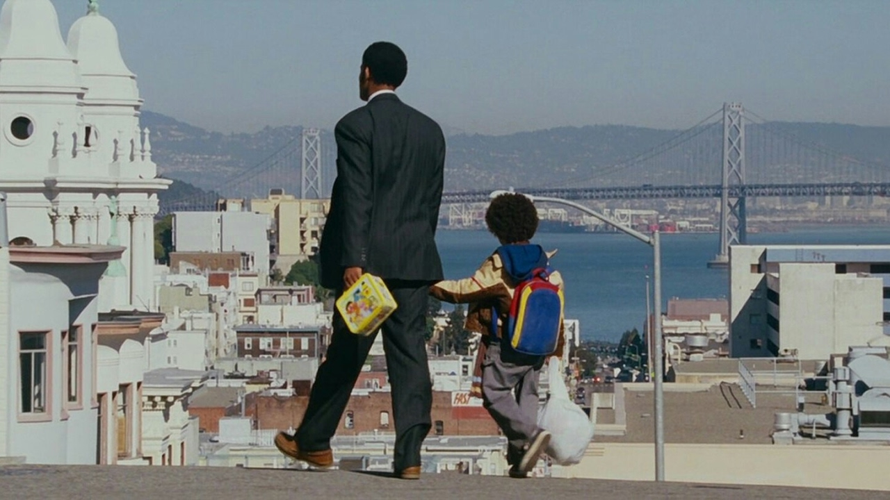 The Pursuit of Happyness, umudunu kaybetme