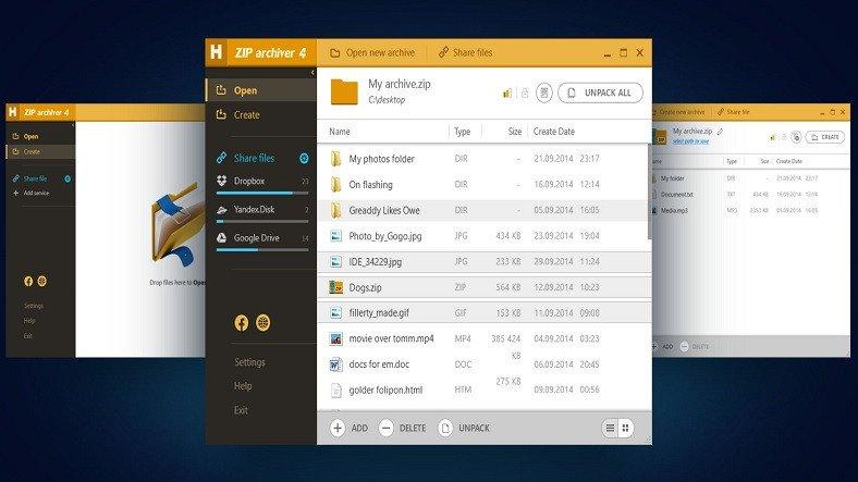 WinRAR Alternatifi 10 Dosya Sıkıştırma Programı