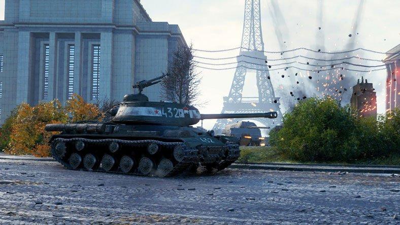 World of Tanks, Çıkışından 10 Yıl Sonra Steam'e Geliyor