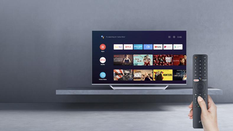 Xiaomi, 75 inçlik Akıllı Televizyonu Mi TV Q1'i Tanıttı
