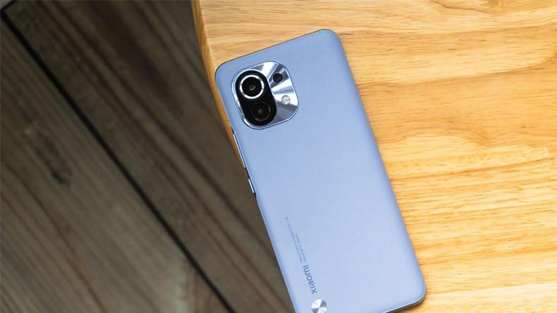 Xiaomi Mi 11 Lite'ın 5G Versiyonu Ortaya Çıktı