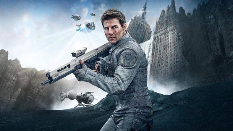 Yakında Uzayda Film Çekecek Tom Cruise'un Gizli Ajan Olmadığı 10 Şahane Filmi