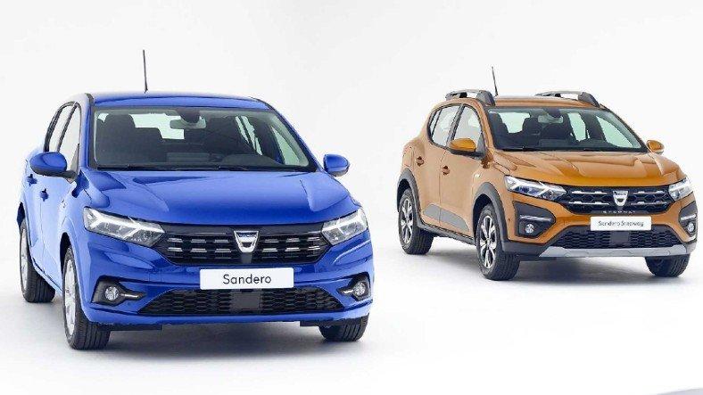 Yeni Nesil Dacia Sandero ve Sandero Stepway Türkiye'de Satışa Sunuldu