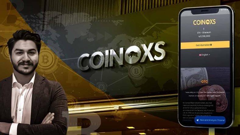 Yepyeni Bir Kripto Para Deneyimi Vadeden Platform: Coinoxs