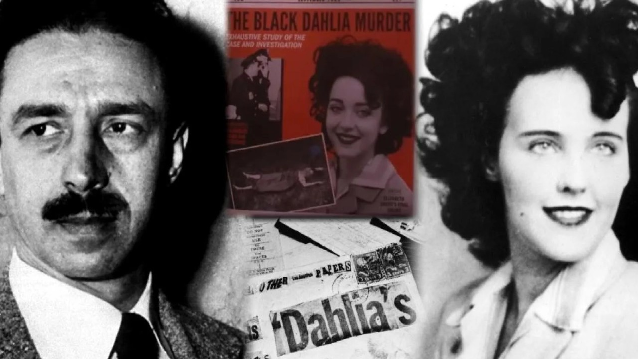 Black Dahlia ve George Hoder