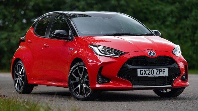 2021 Avrupa'da Yılın Otomobili Ödülünün Sahibi Toyota Yaris Hybrid Oldu