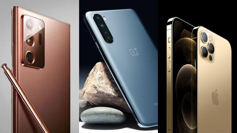 2021'in En İyi Akıllı Telefonları Açıklandı: OnePlus'tan Büyük Sürpriz