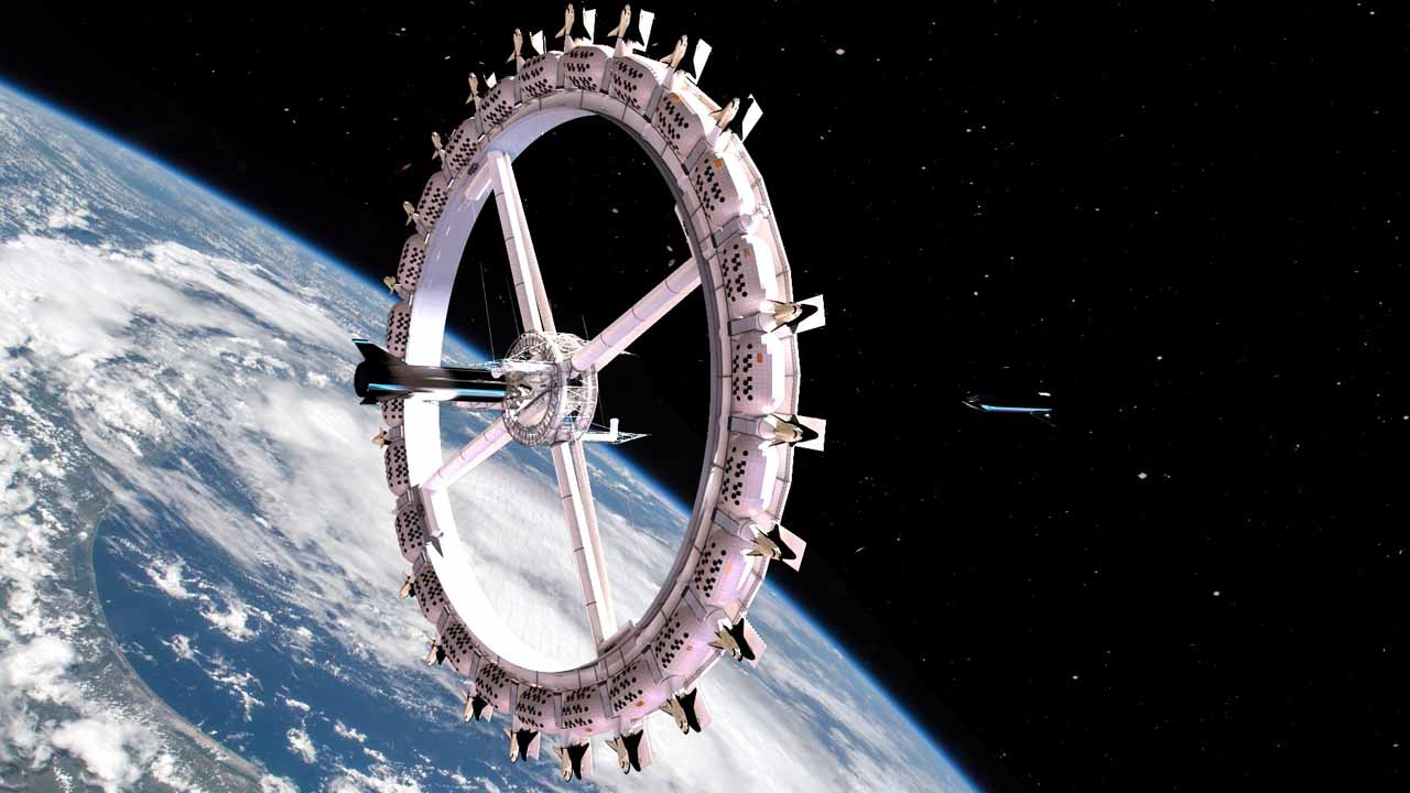 Voyager Uzay İstasyonu