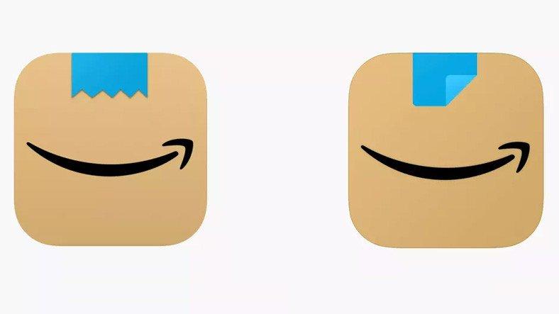 Amazon, iOS ve Android İçin Sunduğu Yeni Logoyu Tekrar Yeniledi