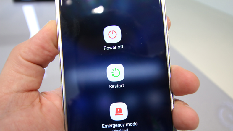 android telefonu yeniden başlatma