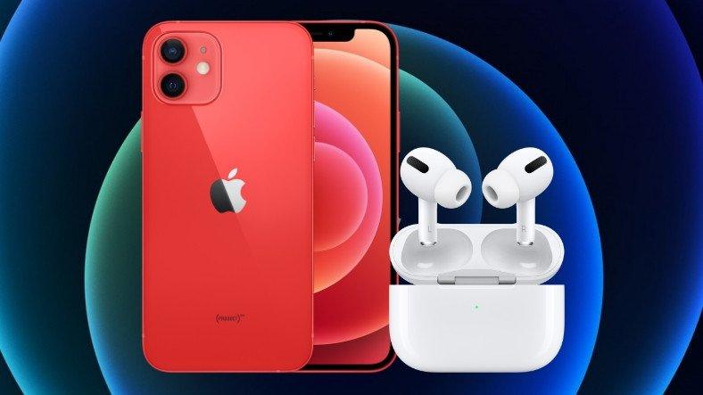 Apple, iPhone 12 ve AirPods Pro İçin İlginç Tanıtım Videoları Yayınladı