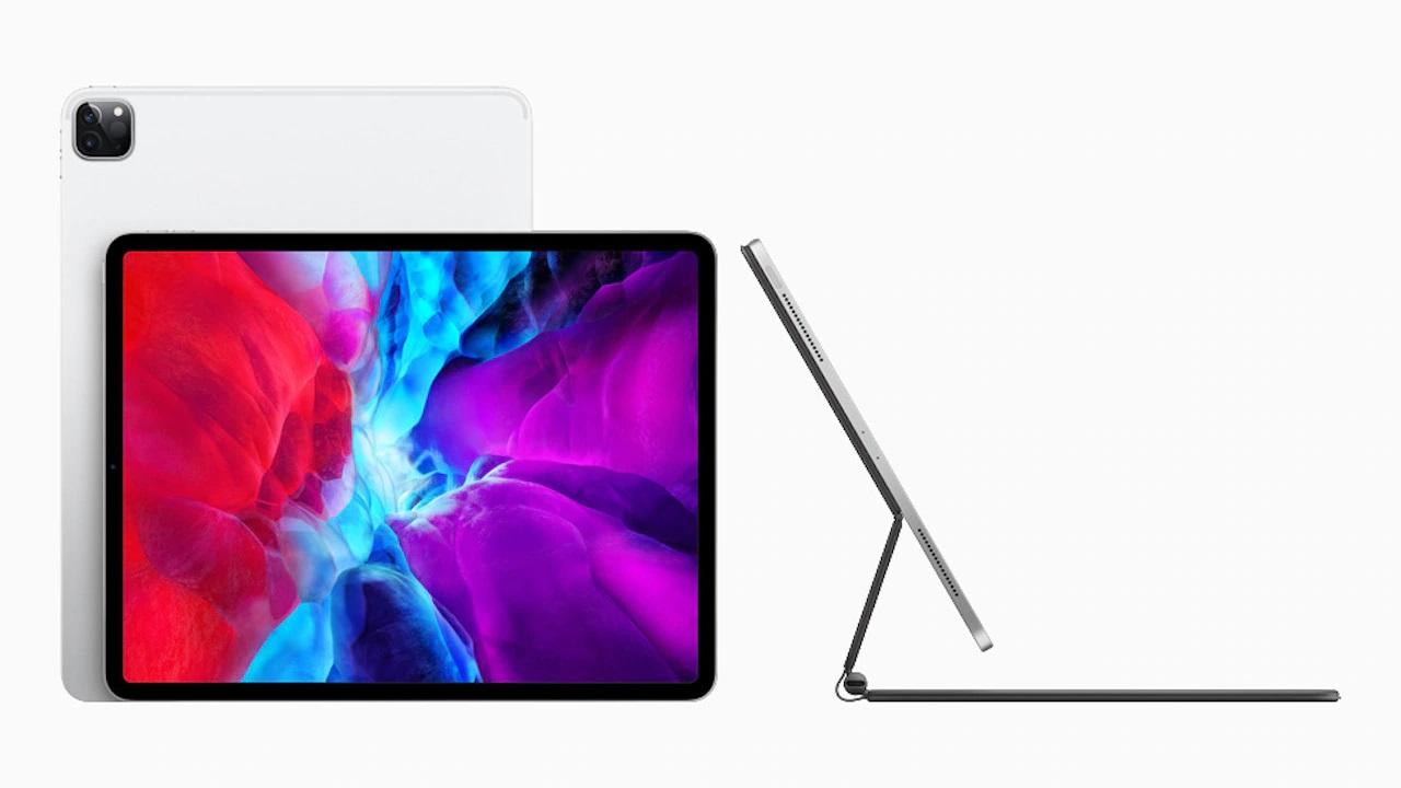 iPad OLED ekran