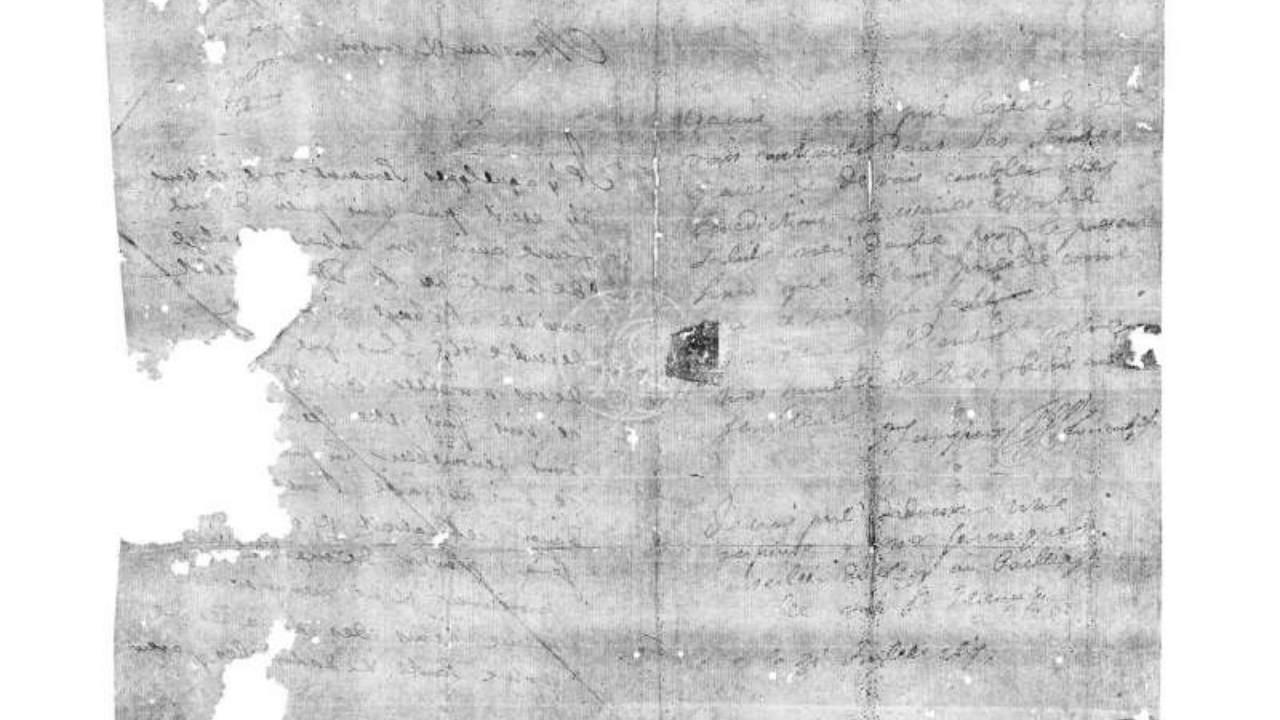 300 yıllık mektup
