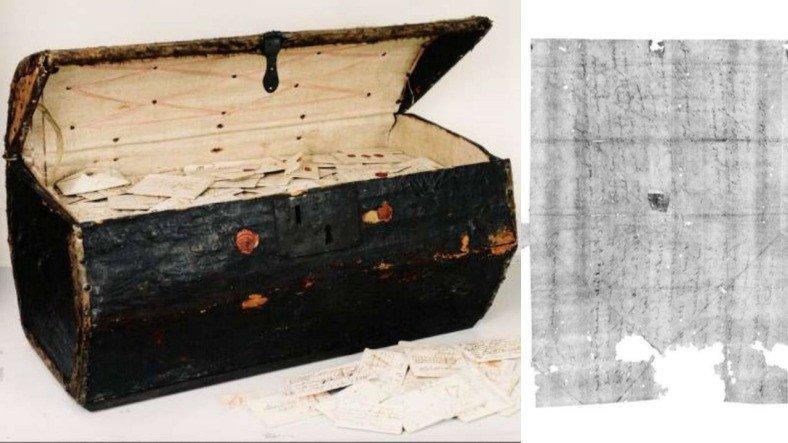 Araştırmacılar, 300 Yıllık Açılmamış Mektubu Sanal Olarak Açıp Okudular