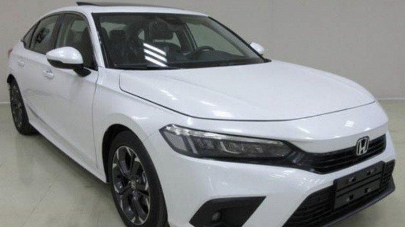 Beklediğimize Değmeyecek Gibi: 2022 Honda Civic İşte Böyle Gözükecek