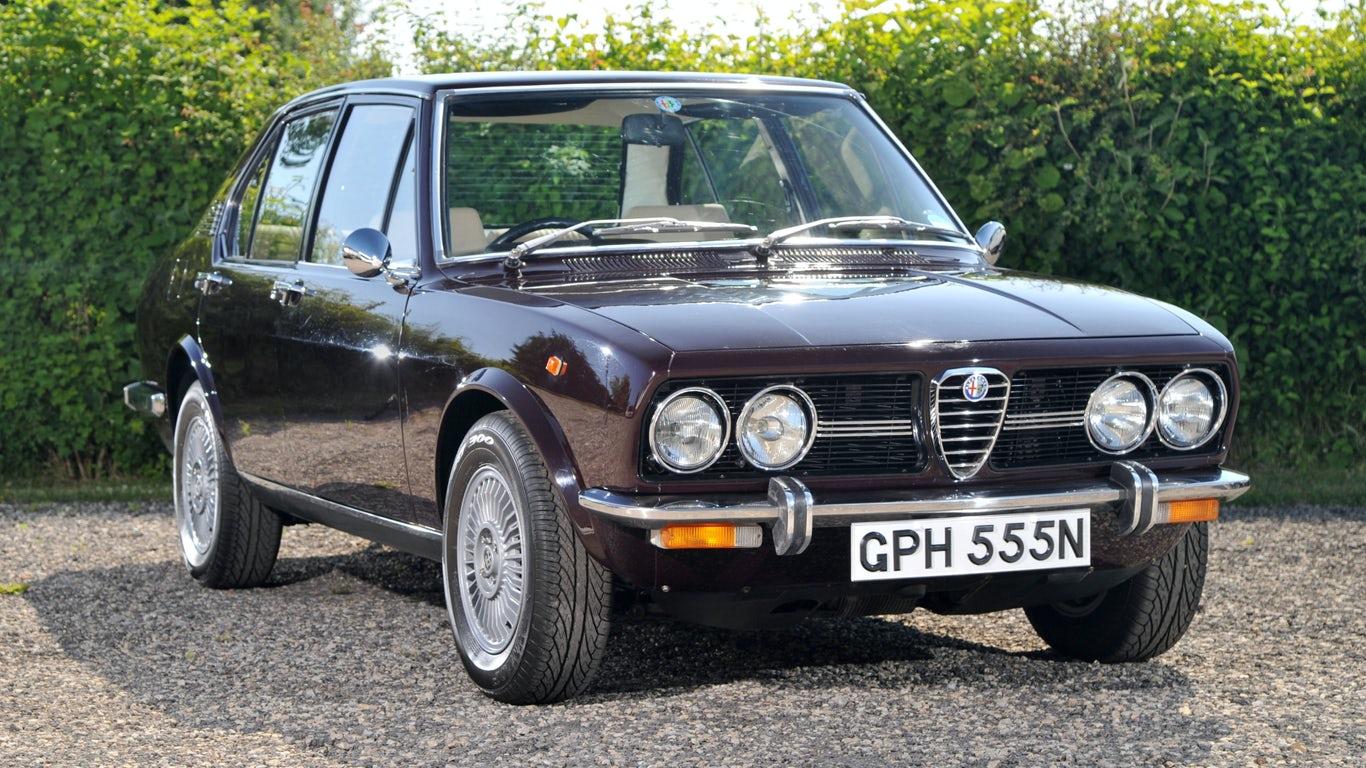 1974 Alfa Romeo Alfetta