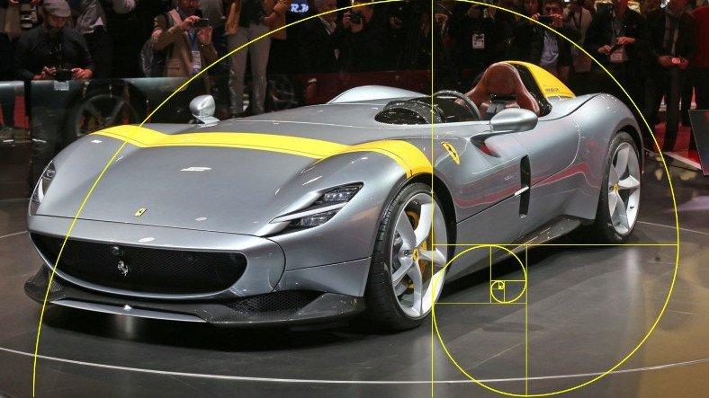 Bilime Göre Dünyanın En Güzel Spor Otomobilleri: Zirvede 2019 Ferrari Monza SP1 Var