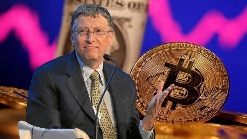 Bill Gates: Bitcoin, İklim Değişikliği Kadar Büyük Bir Şey Değil