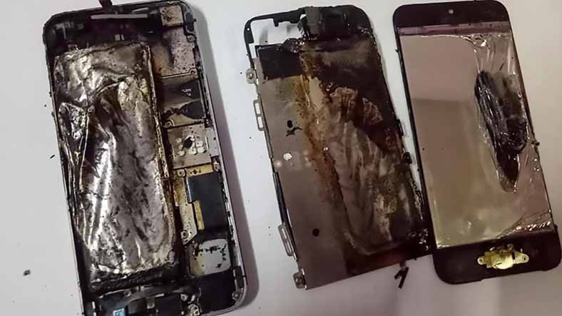 Bir Bilim İnsanı, iPhone X'in Cebinde Patlaması Nedeniyle Apple'ı Dava Etti