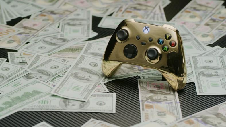 Bir YouTuber, 18 Ayar Altından 87 Bin Dolarlık Xbox Series X Oyun Kolu Yaptı [Video]