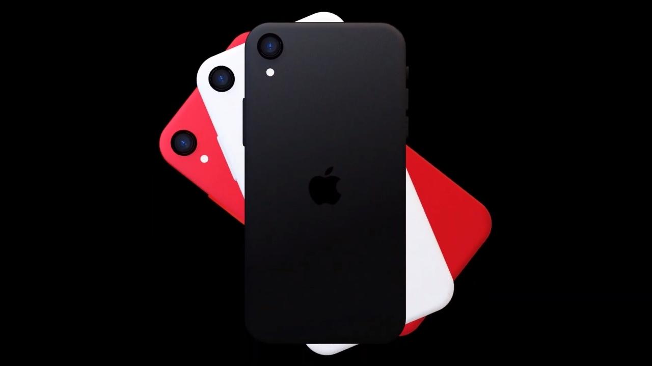 iphone se plus konsept