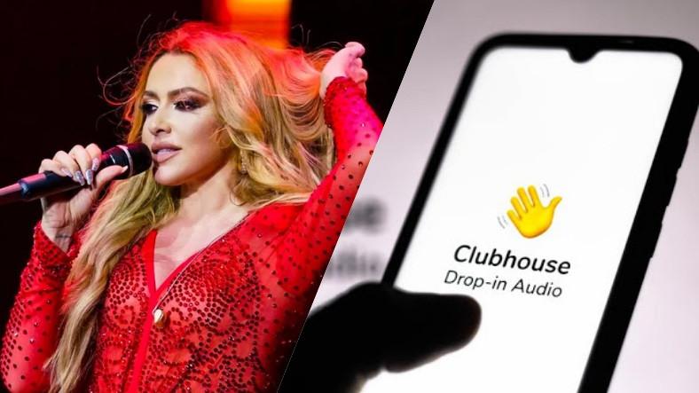Clubhouse'da Sesini Taklit Eden Kişi Hakkında Konuşan Şarkıcı Hadise: Hukuki İşlem Başlatacağım