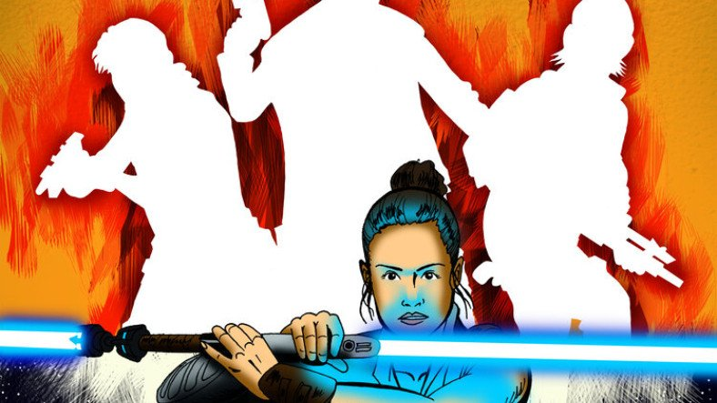 Colin Trevorrow'un Star Wars Episode 9 Senaryosu, Hayran Yapımı Çizgi Roman Oldu