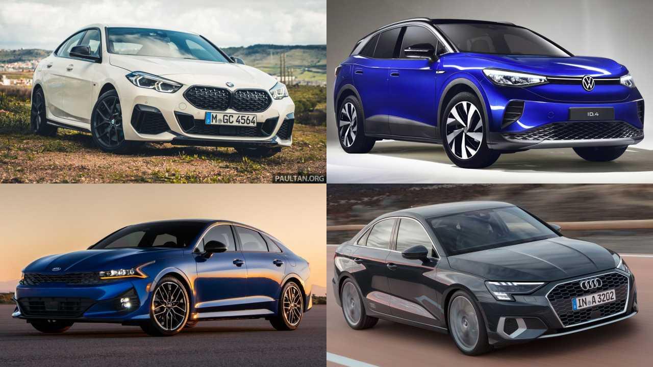 yılın otomobili adayları