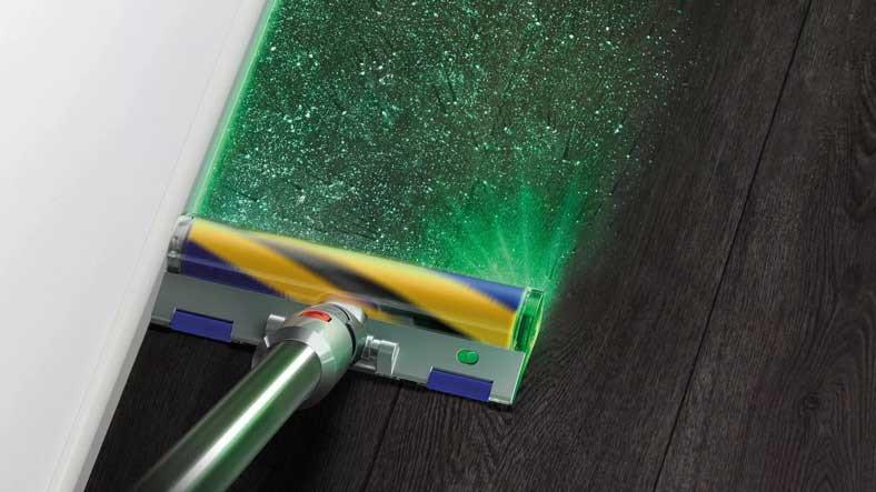 Dyson, Lazer Işık Teknolojisi ile Temizlik Anlayışını Değiştirecek Elektrikli Süpürgesi 'V15 Detect'i Duyurdu