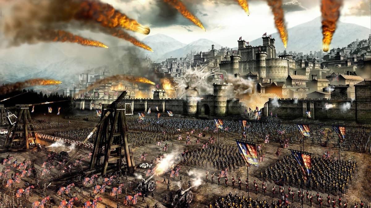 medieval II: total war ordu