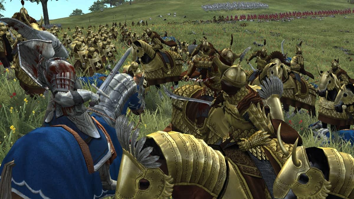 medieval II: total war atlı birlikler