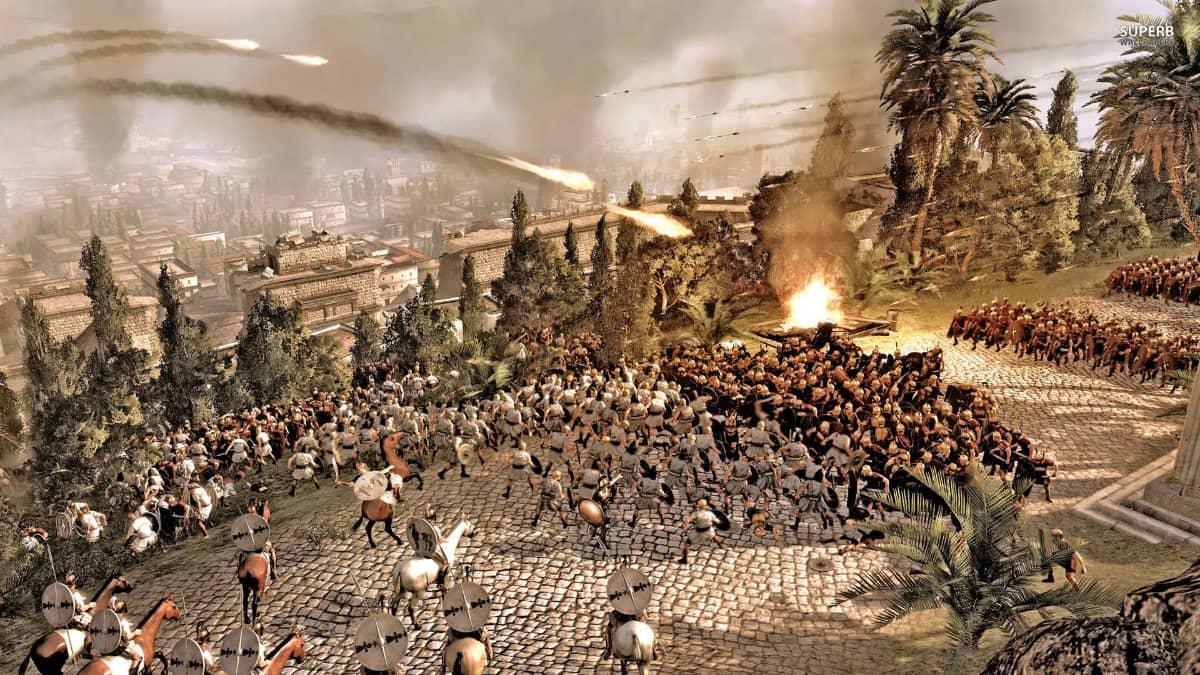 medieval II: total war savaş