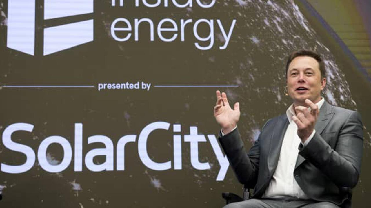 Elon Musk & SolarCity
