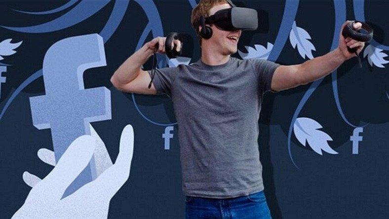 Facebook'ta 10 Bin Kişilik Bir Ekip VR ve AR Teknolojileri Üzerinde Çalışıyor