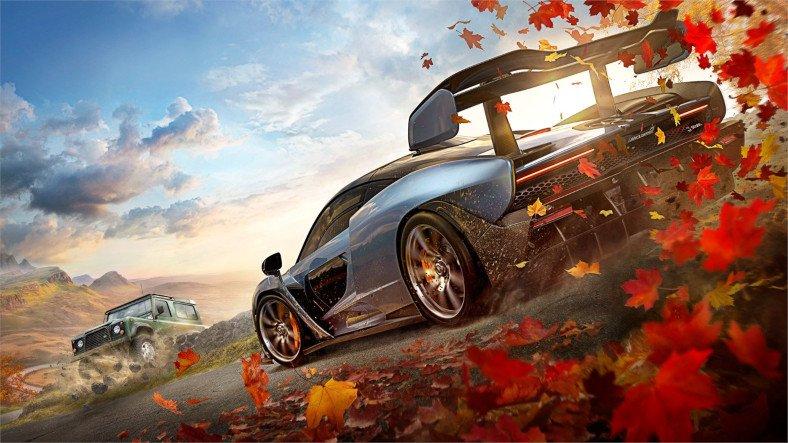 Forza Horizon 4, 9 Mart'a Steam'e Geliyor
