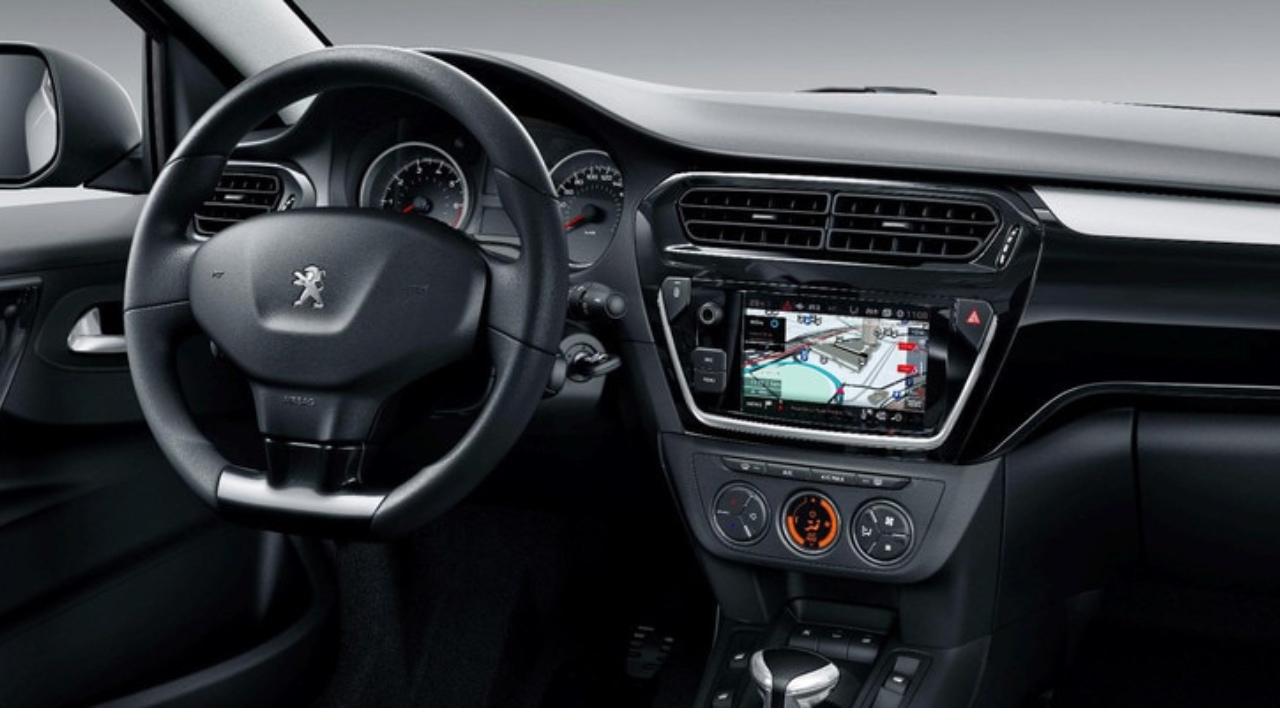 Peugeot 301 iç mekan