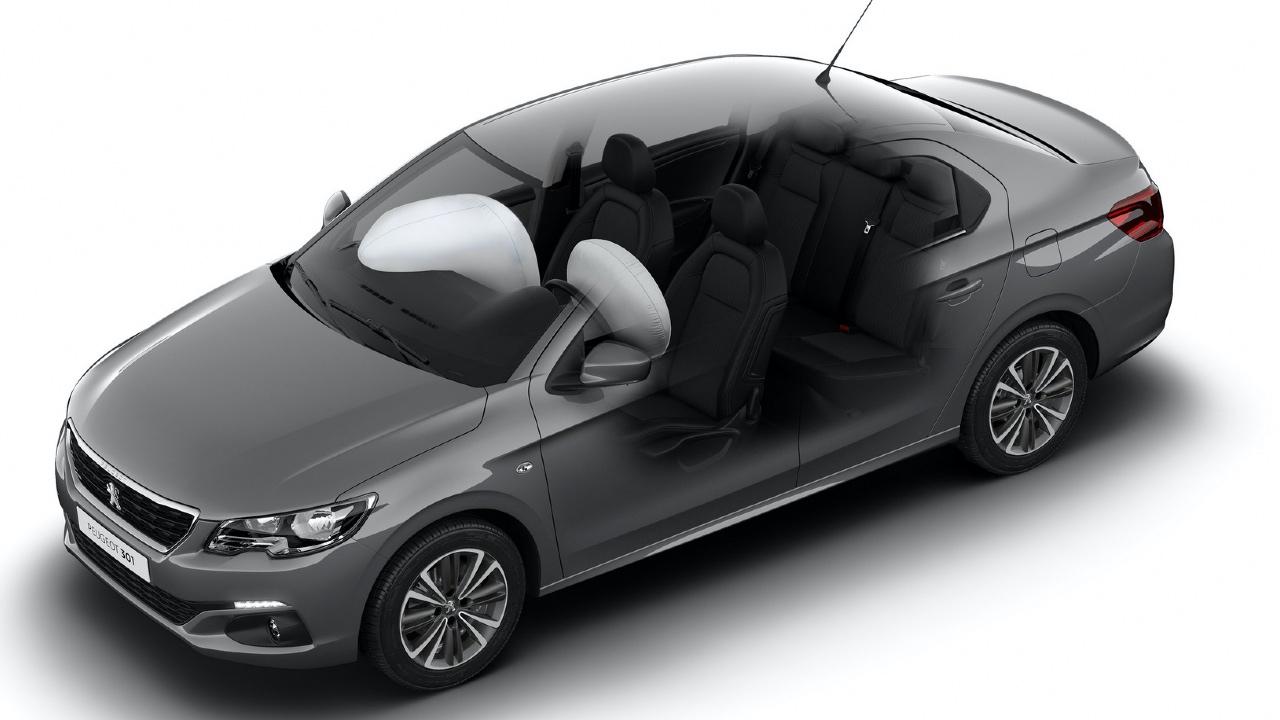 Peugeot 301 güvenlik