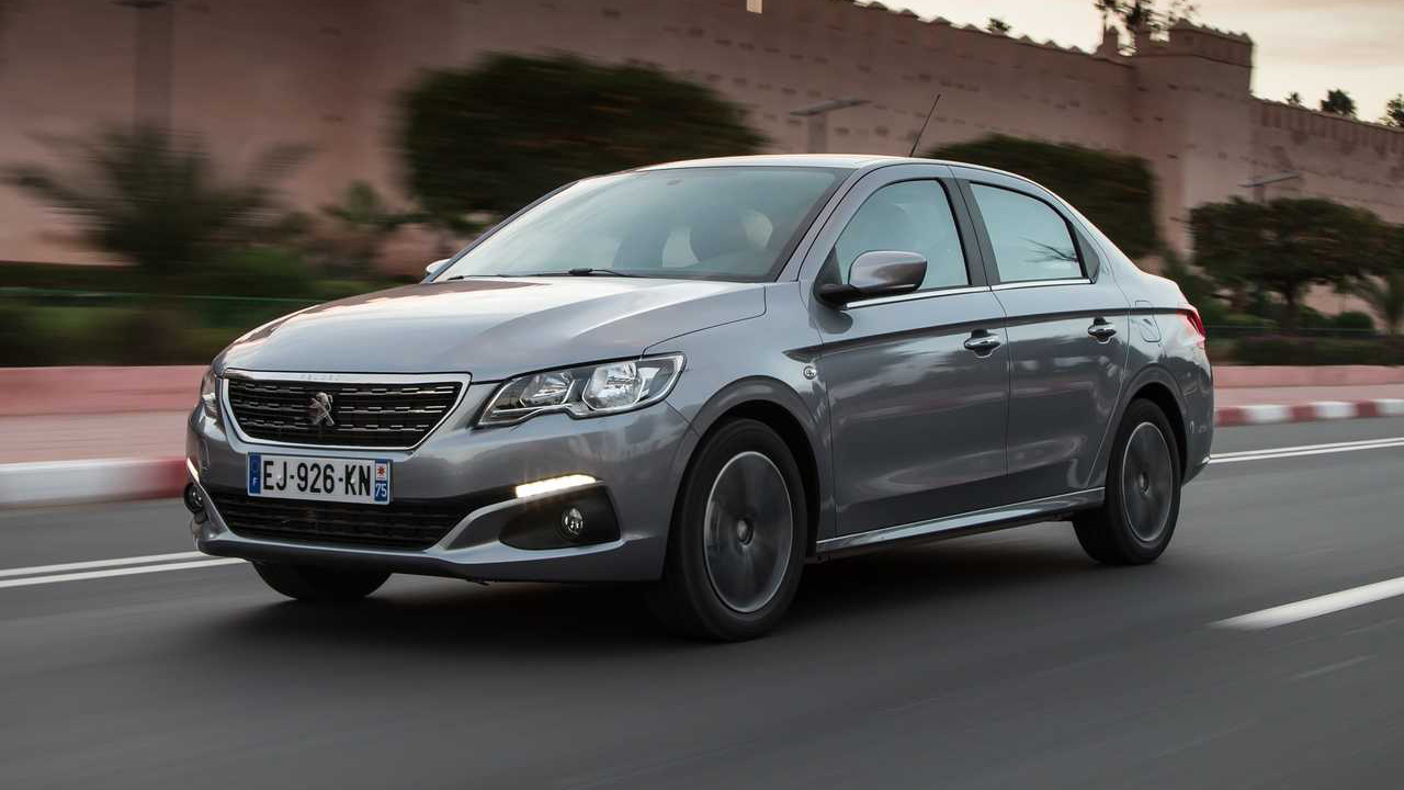 Yeni Peugeot 301
