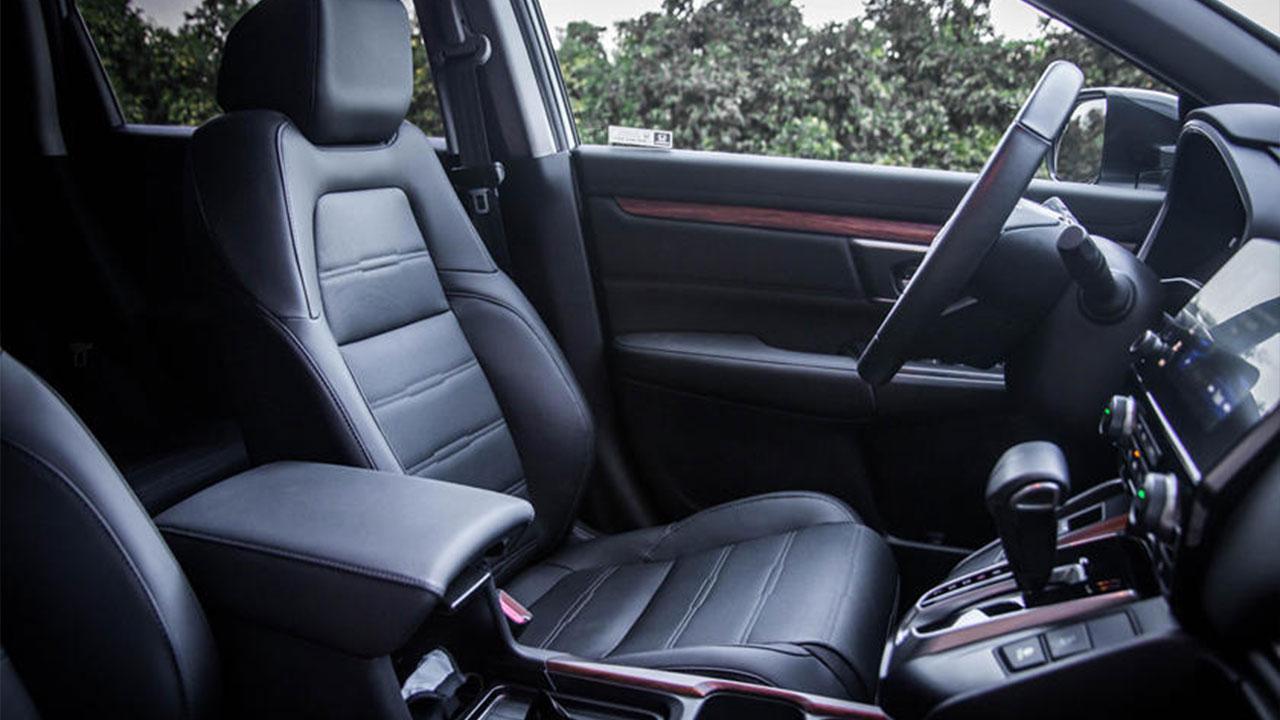 CR-V Şoför koltuğu