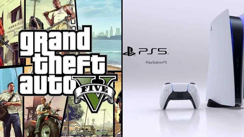 GTA 5'in PlayStation 5'e Geleceği Tarih Açığa Çıktı