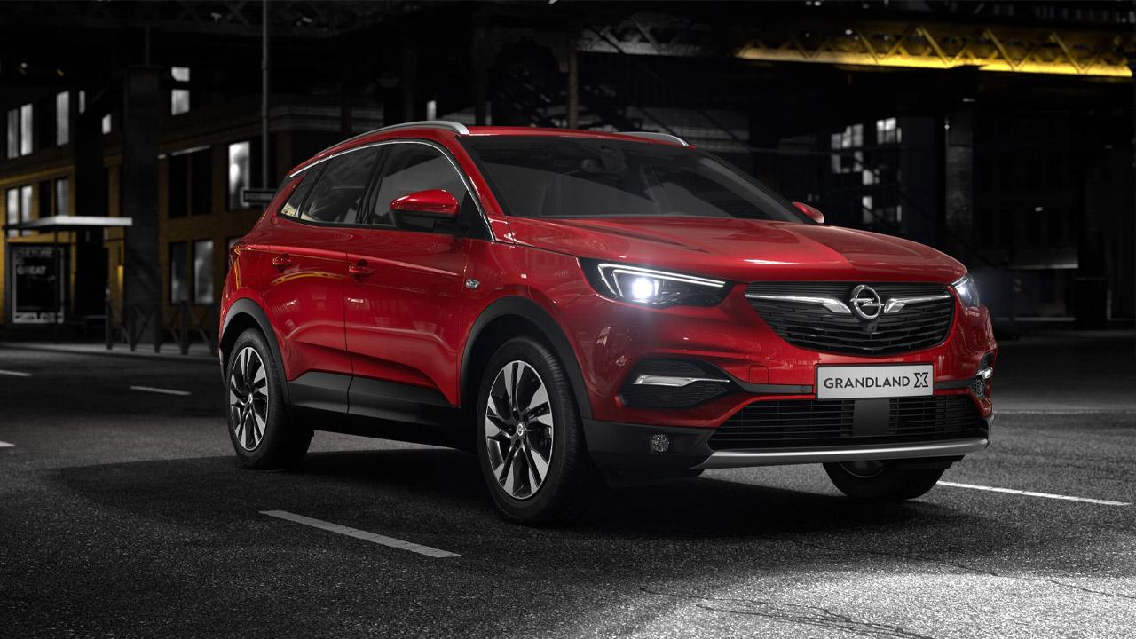 Opel Grandland X 2021 fiyatları
