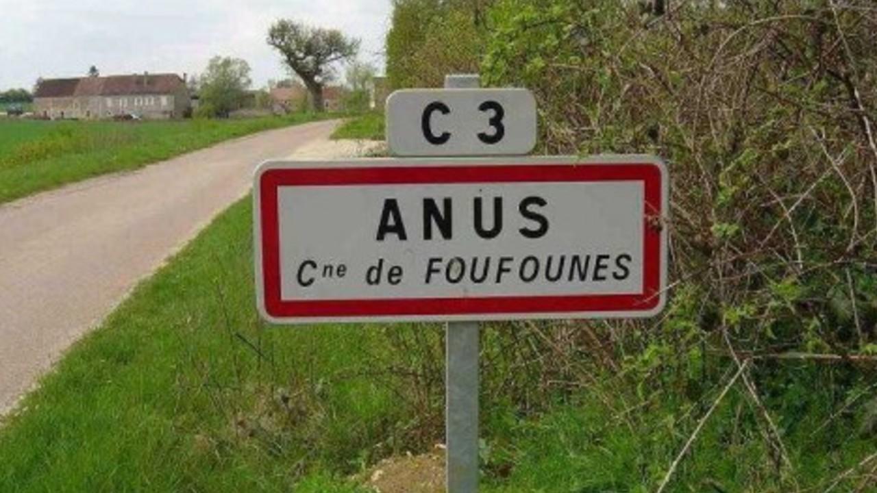 anus, Fransa