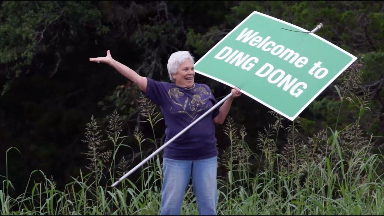 Ding Dong, Amerika Birleşik Devletleri