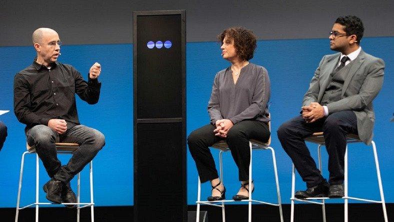 IBM'in Yapay Zeka Projesi Project Debater, Kendi Argümanlarını Üreterek Tartışmalara Katılabiliyor