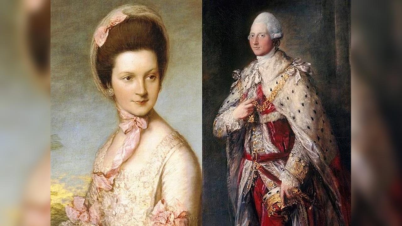 Lady Grosvenor ve prens henry